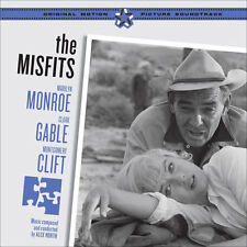 The Misfits - Complete Score + Bonus - Limited Edition - Alex North