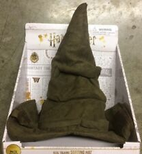 Harry Potter REAL Talking Sorting Hat! Magical Creatures 2 Edition Wizard World