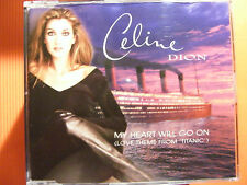 Celine Dion / My Heart will go on -  Maxi OST Titanic