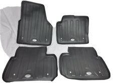 Oem .. LAND ROVER DISCOVERY SPORT BLACK RUBBER FLOOR MATS GENUINE