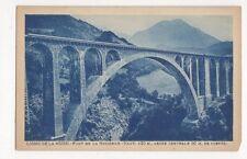 Ligne de la Mure Point de la Roizonne Vintage Postcard France 053a