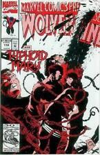 Marvel Comics Presents # 110 (Wolverine / Typhoid Mary, Thanos) (USA, 1992)