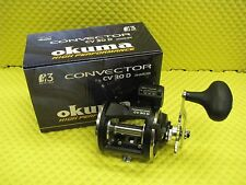 OKUMA CONVECTOR CV 30D LINE COUNTER REEL WITH STAR DRAG