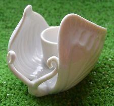 "Vintage Fitz & Floyd Porcelain ""Butterfly"" Tapered Candle Holder"
