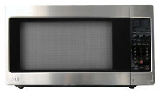 LG LCRT2010ST - 2.0 Cu.Ft. Stainless Steel Counter Top Microwave w/ 1,200 Watts