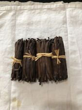 15 pc Grade A madagascar Vanilla Beans - very moist-