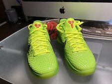 Size 5 - Nike Zoom Kobe 6 Protro Grinch 2020
