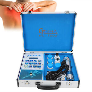ESWT Electromagnetic Extracorporeal Shock Wave Therapy ED Pain Relief Machine UK