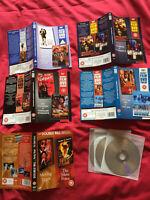 Double Bills 10 Film DVD Bundle! Shannon Tweed, Robert Ginty, Juliette Lewis ++