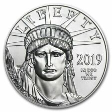 2019 Platinum $100 American Eagle 1 oz US Mint American Platinum Eagle Coin