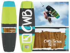 CONNELLY CWB FACTION 142 WAKEBOARD NEW ON SALE BEST FOR RIDER'S OVER 150 POUNDS!