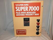 Vee-Arc Super 7000 Pulse Width Modulated Adjustable Frq. Drive Model 9221500312B