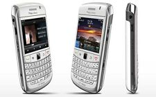 Maniquí Móvil teléfono Celular Blanco Blackberry 9780 Bold Pantalla Juguete falso réplica del Reino Unido