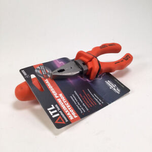 Itl 00011 and 01940 insulated tools Screwdriver Pliers protection 1000V New NFP