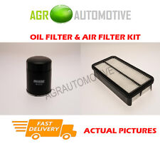DIESEL SERVICE KIT OIL AIR FILTER FOR TOYOTA RAV 4 2.0 116 BHP 2001-05