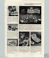 1969 PAPER AD TV Laugh In Show Book Cover Rowan & Matin Fortune Telling Cards