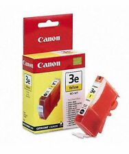 Canon 3e Amarillo Original BCI-3eY Cartucho Genuine