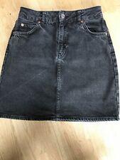 Top Shop Denim Skirt -Size 8