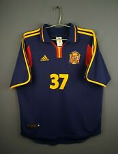 Spain jersey medium 1999 2000 away shirt soccer football Adidas ig93