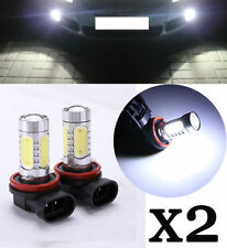2 X H11 Cree Xenon Blanc 7.5 W Haute Puissance LED Voiture brouillard ampoules
