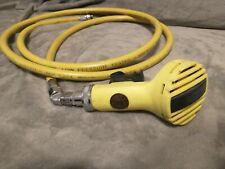 New listing Poseidon Jetstream 2nd Stage Scuba Diving Regulator w/swivel Very good condition