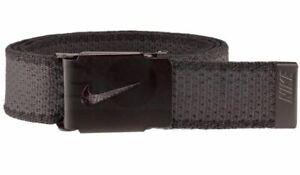 Nike Golf Knit Lightweight Adjustable Web Belt 11235051 One Size (up to Size 42)
