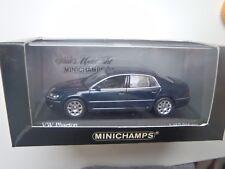 MINICHAMPS VW PHAETON NEUVE EN BOITE DE 2002 1/43