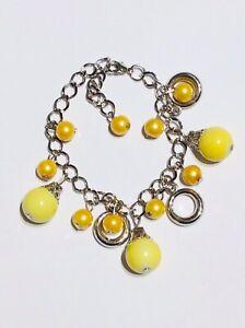 Large Beaded Bracelet - New