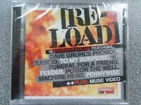 KERRANG - RELOAD - VARIOUS ARTISTS - CD - ALBUM - (NEW SEALED)