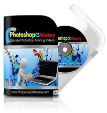 Adobe Photoshop Tutorial Videos - CS to CS6