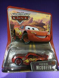 MATTEL DISNEY CARS LIGHTNING MCQUEEN 1/55