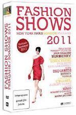 Fashion Shows Frühjahr/Sommer 2011 (4 DVD-Box) Designer und Topmodels auf den La