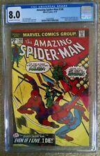 Amazing Spider-Man #149 CGC 8.0 1st App Spider-Man Clone Ben Reilly Gwen Stacy!!