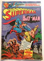 EHAPA | SUPERMAN - BATMAN | HEFT 17 (1977) | Z 1- (MIT SAMMEL-ECKE)