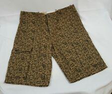 Levi's Camo Camouflage Cargo Shorts Size 40 124630305