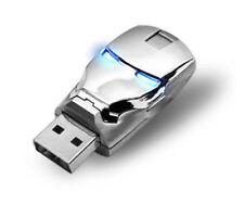 32 GB War Machine USB 2.0 Flash Drive Memory Card Stick True Capacity Lights Up