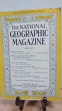 National Geographic Magazine Nat Geo May 1944 (NG30)