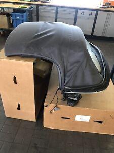 BMW E85 Verdeck mit Himmel 5434 7056275 Original & NEU