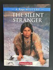 Americangirl   A kaya mystery The silent stranger