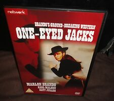 One Eyed Jacks (DVD, 1961) Marlon Brando