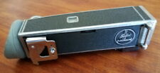 Vintage Bolex 16m octameter viewfinder 16 to 75mm and external prism for 10 mm