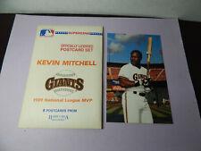Kevin Mitchell postcard set