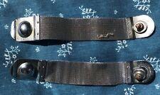 Hohner Vintage Mesh Metal Accordion Bellows Clasps Straps Latches