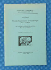 Norske fangstmenns overvintringer | The Norwegian winter hunting exped. | Buch |