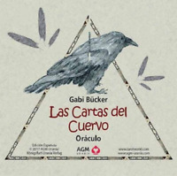 Spanish Raven Cards Oracle Tarot CARD DECK + Booklet AGM
