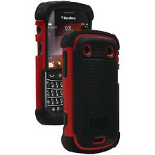 Ballistic BlackBerry Bold Touch 9900/9930 Tough Jacket Series Case Black/Red