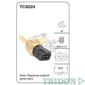 TRIDON COOLANT SENSOR FOR Toyota Tarago 03/86-10/90 2.2L(4Y-EC) SOHC  TCS024