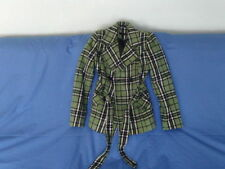 Viscose Hip Length Checked Coats & Jackets NEXT for Women