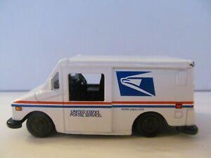 Jada Toys - 2007 - USPS Post Office Mail Truck - 1:64 Scale - Loose - Light Wear