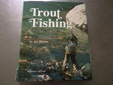 New listing Trout Fishing hardcover 1972 Joe Brooks S#6571